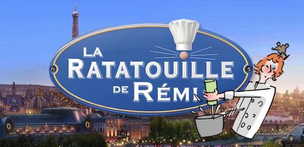 La ratatouille de Rémi — Recettes Disney
