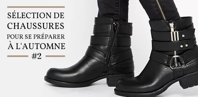 Sélection de chaussures pour se préparer à l'automne 2014 #2