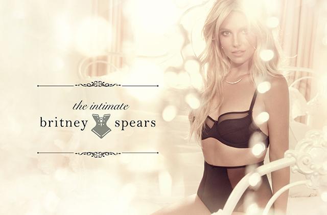 Britney Spears crée sa propre marque de lingerie
