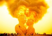 Lien permanent vers Burning Man magnifiquement photographié par Trey Ratcliff
