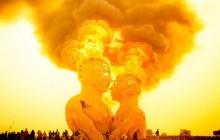 Burning Man magnifiquement photographié par Trey Ratcliff