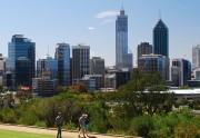 Carte postale de Perth, en Australie (1/3)