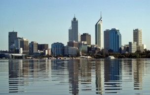 Lien permanent vers Carte postale de Perth, en Australie – la multiculturelle (2/3)