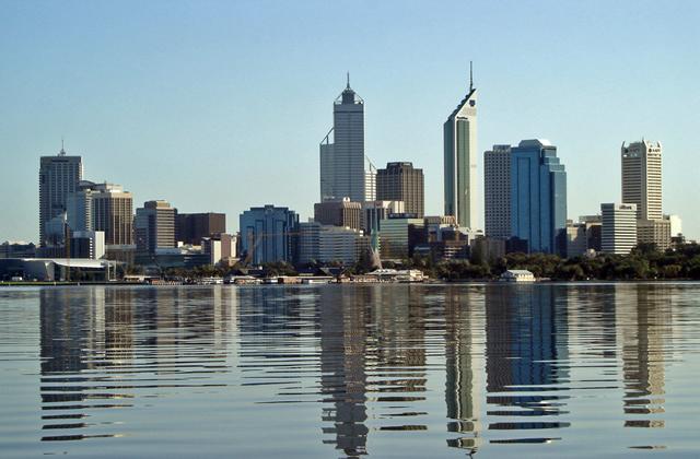Carte postale de Perth, en Australie – la multiculturelle (2/3)