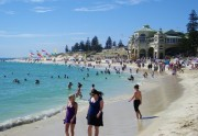 Lien permanent vers Carte postale de Perth, en Australie — Curiosités et...