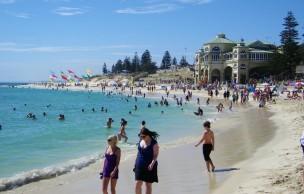 Lien permanent vers Carte postale de Perth, en Australie — Curiosités et paysages (3/3)