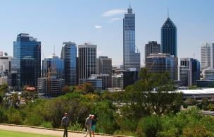 Lien permanent vers Carte postale de Perth, en Australie (1/3)