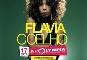 3x2 places à gagner pour le concert de Flavia Coelho le 17 octobre !