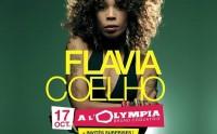3×2 places à gagner pour le concert de Flavia Coelho le 17 octobre !
