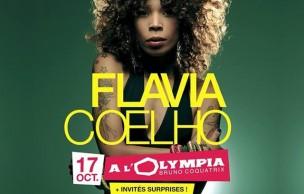 Lien permanent vers 3×2 places à gagner pour le concert de Flavia Coelho le 17 octobre !