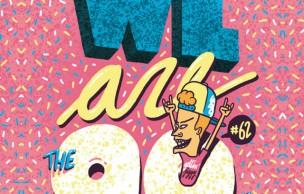 Lien permanent vers 5×2 places à gagner pour la We Are The 90′s du vendredi 3 octobre 2014 !