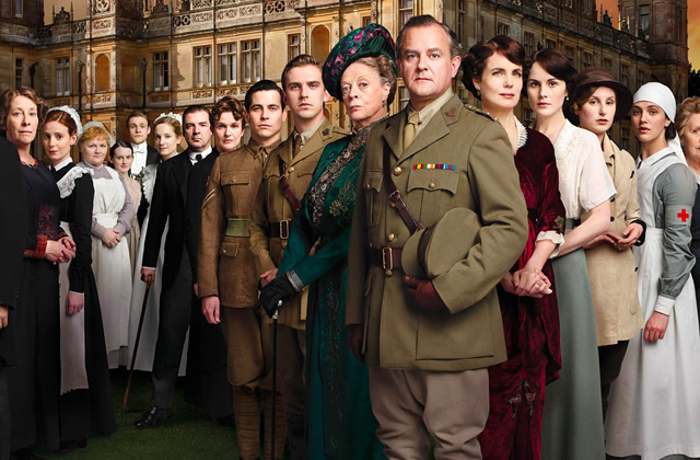 Downton Abbey saison 5 a son premier trailer