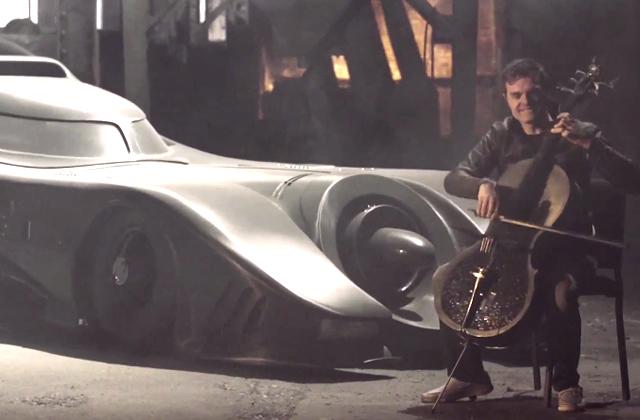 L'évolution de Batman en musique