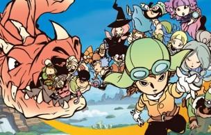 Lien permanent vers Fantasy Life, un super RPG sur Nintendo 3DS