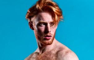 Lien permanent vers La beauté des hommes roux mise à l'honneur par un photographe