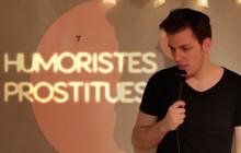 Humoristes Prostitués, la nouvelle vidéo de Pierre Croce