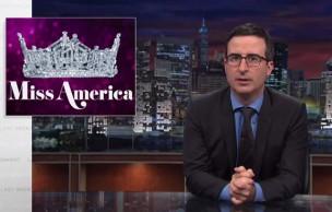 Lien permanent vers Le concours Miss America dans le viseur de John Oliver