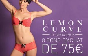 Lien permanent vers Lemon Curve : la sélection sexy de la rédac (+Concours)