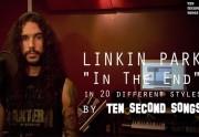 Lien permanent vers Linkin Park repris dans 20 styles différents