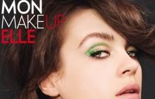 Le magazine ELLE sort une ligne de maquillage chez Monoprix
