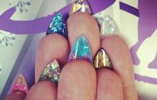 La manucure inversée, la nouvelle tendance nail-art