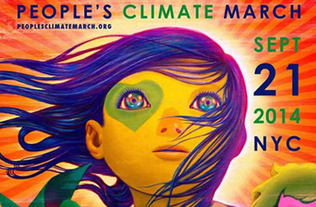 Dimanche 21 septembre, le monde marche pour le climat