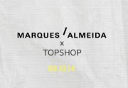 Marques'Almedia pour Topshop : la collection capsule