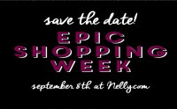 Nelly lance son « Epic Fashion Week » !