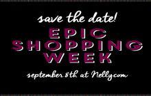 Nelly lance son «Epic Fashion Week » !