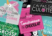 Montre-nous où tu as collé tes stickers madmoiZelle !