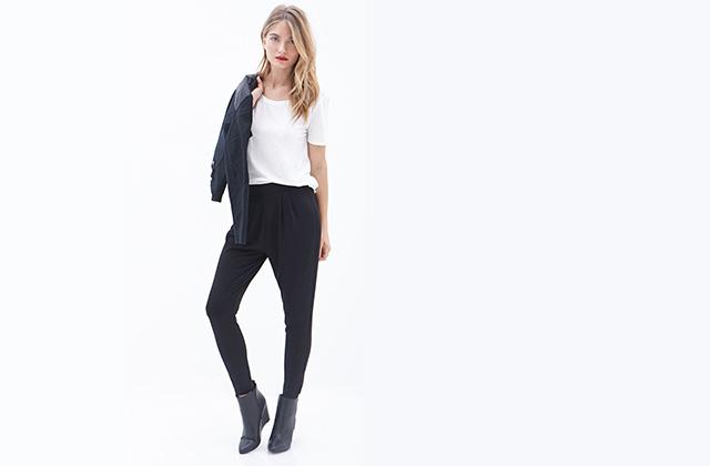 Le pantalon-jogging, une tendance 2014 — Conseils et sélection shopping
