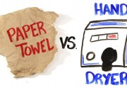 Lien permanent vers Papier ou séchoir à mains ? La science répond