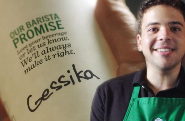 Pourquoi ton prénom est mal écrit chez Starbucks : le court-métrage