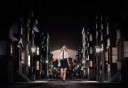 Ralph Lauren et son défilé holographique à la Fashion Week 2014 de New York