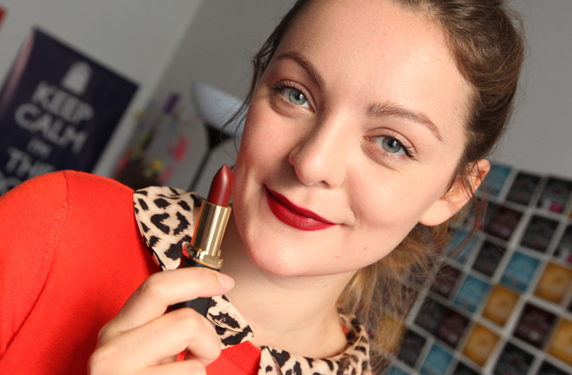 Rouges à lèvres Color Riche Collection Exclusive de L'Oréal Paris : le test !