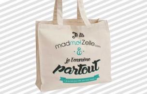 Lien permanent vers Le sac madmoiZelle disponible en prévente !