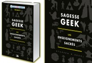 Sagesse Geek, le livre qui décrypte les citations de la pop-culture