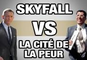 Lien permanent vers Skyfall VS La Cité de la Peur, le mashup dont on n'osait rêver