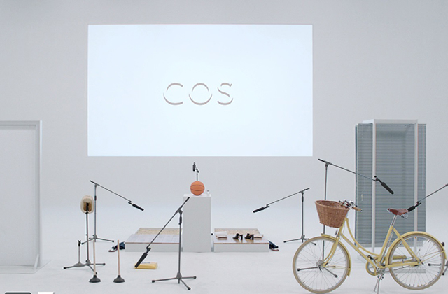 « Sound of Cos », une pub amusante et moderne