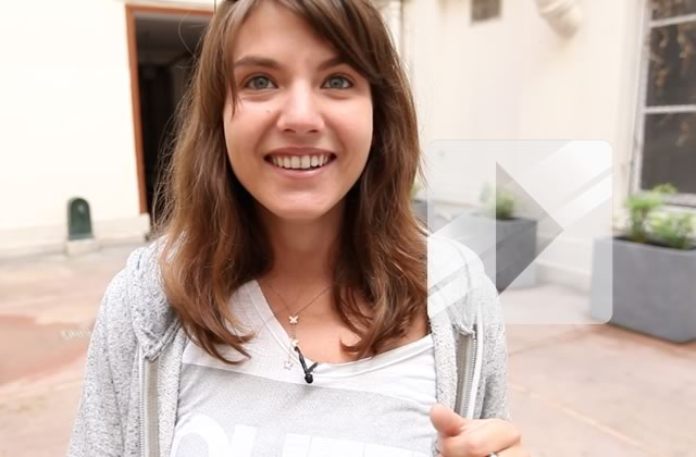 Eléonore Costes, de Golden Moustache, en Street Style vidéo !