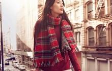 Trois façons de porter le tartan, avec New Look