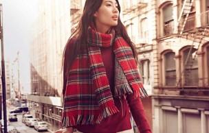 Lien permanent vers Trois façons de porter le tartan, avec New Look