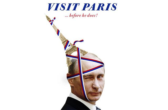 Les t-shirts Vladimir Poutine de Talbot and Runhof — WTF Mode