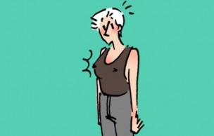 Lien permanent vers Libérons le téton ! — Le dessin de Cy.