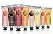 The Body Shop sort de nouvelles crèmes pour les mains