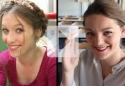 Deux looks beauté pour la rentrée — Tuto beauté/coiffure en vidéo
