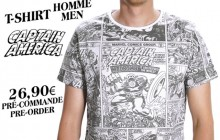 What Heroes Wear sort un premier t-shirt pour hommes !