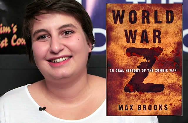 World War Z (Max Brooks) — Chronique Livre #2