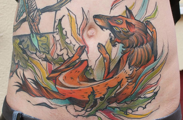 5 tatoueurs à suivre sur Instagram #4