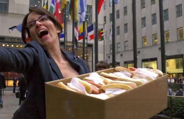 Tina Fey dans 30 Rock